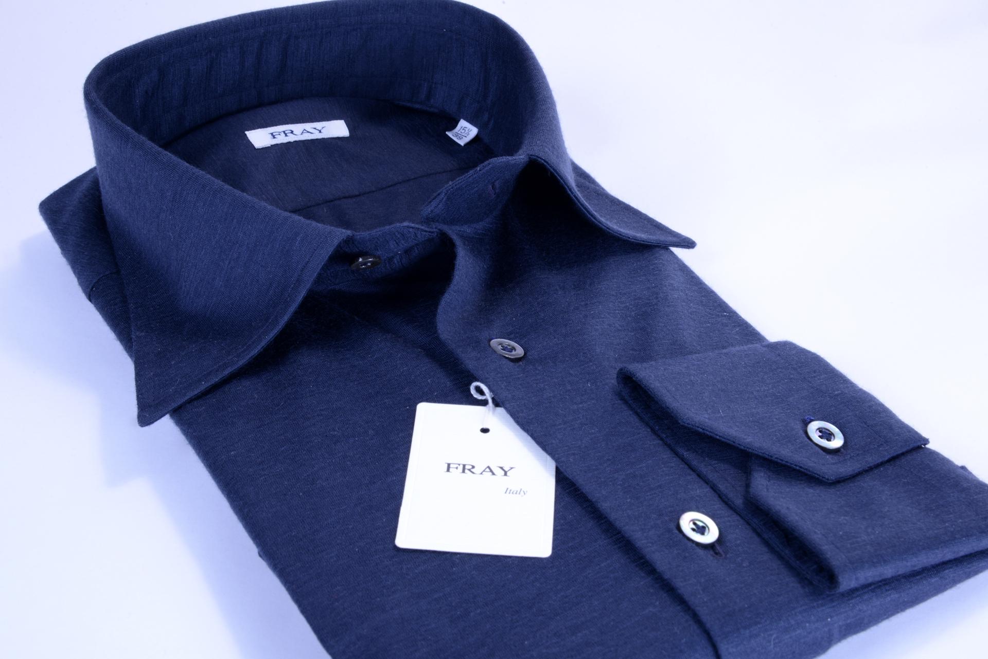 Camicie silk e cashmere